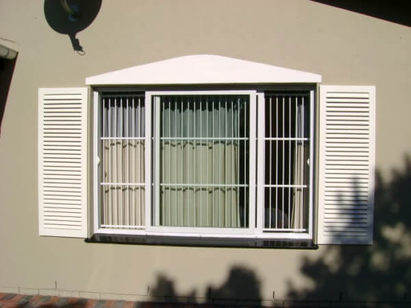window bars image